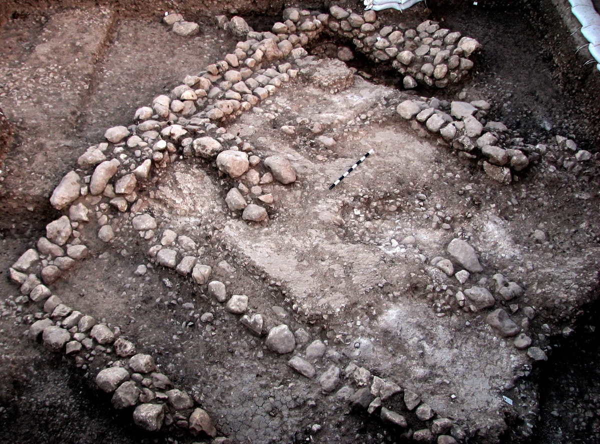 "Rare 10,000-Year-Old Structure Found In Israel (<a href=""http://www.antiquities.org.il/article_Item_eng.asp?sec_id=25&subj_id"