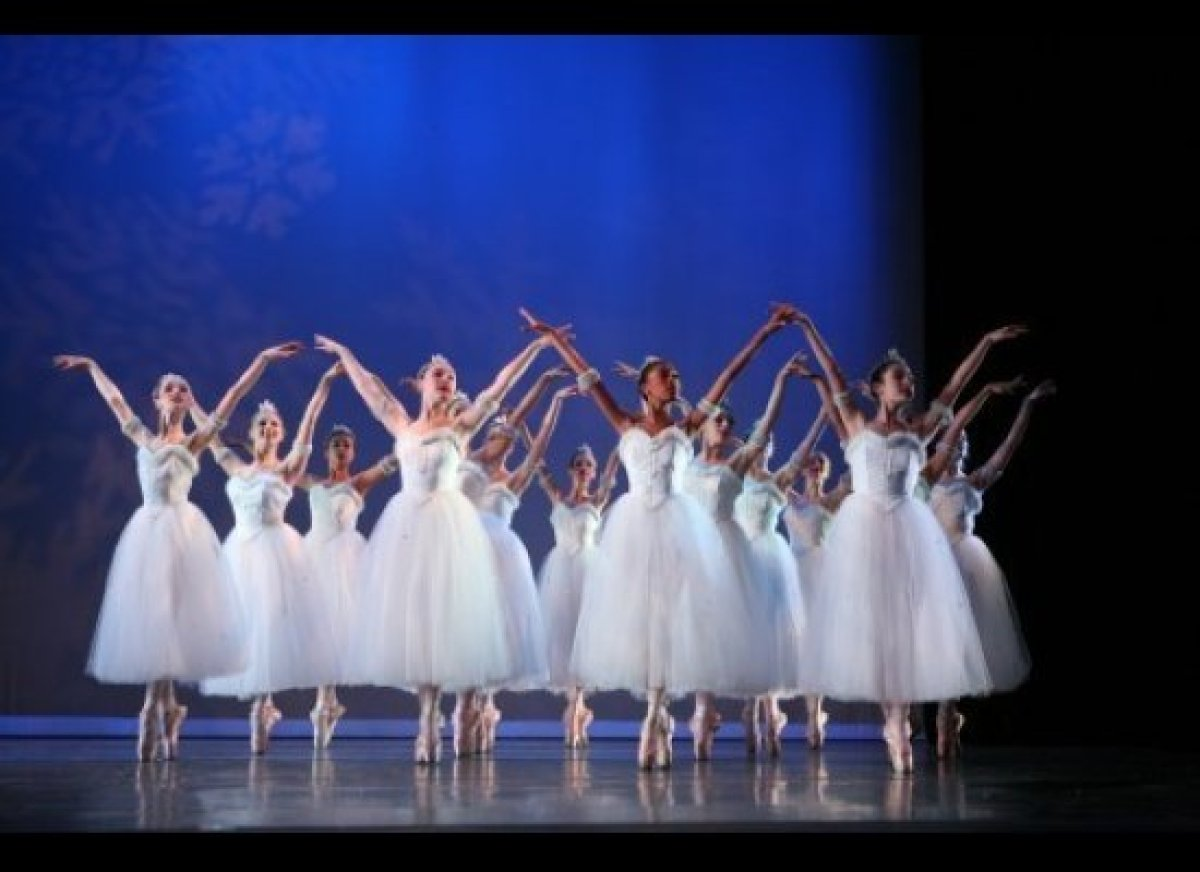 """Once Thanksgiving is over, get in the Christmas spirit with a production of The Nutcracker put on by <a href=""""http://westside"""