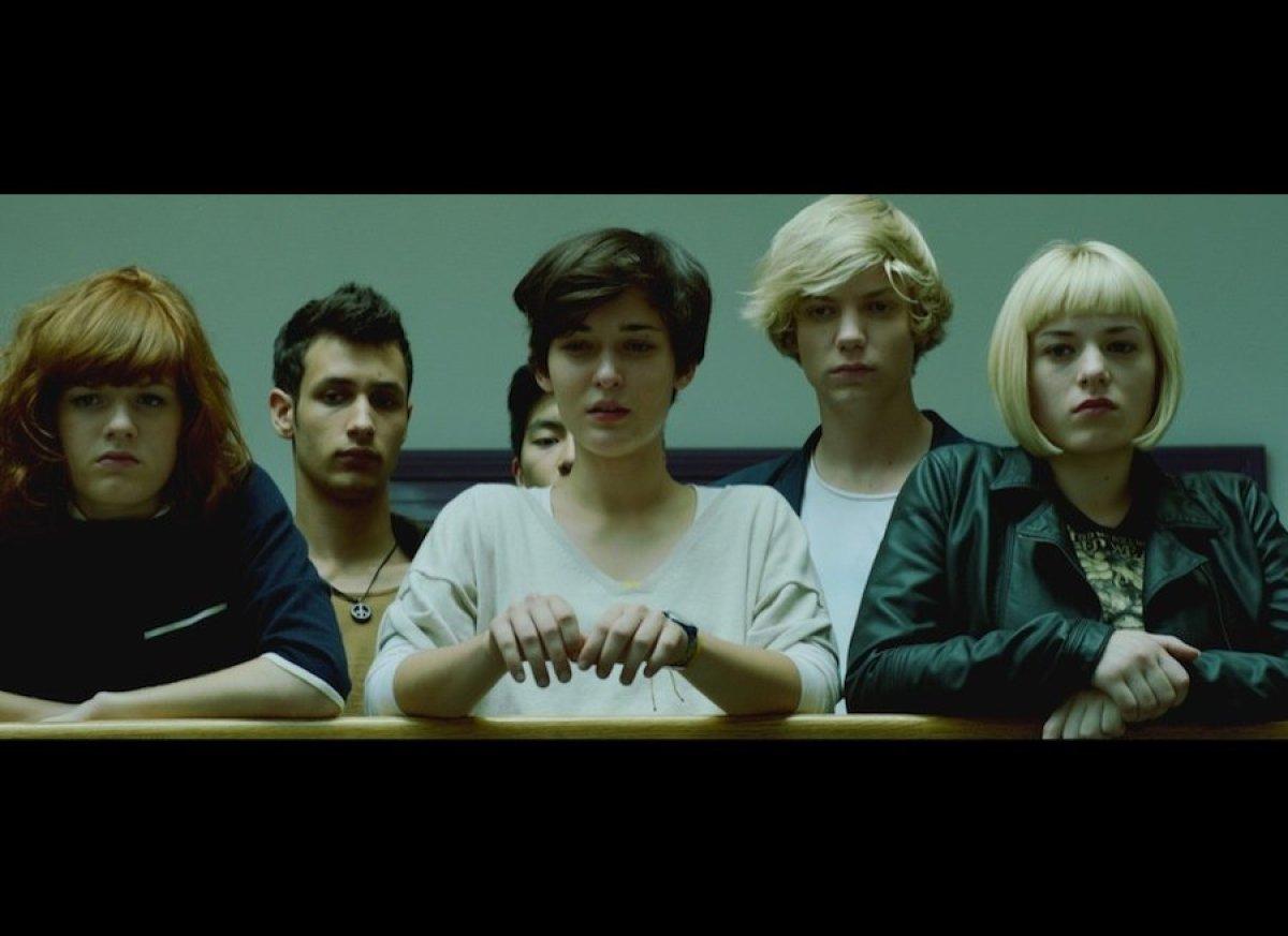 Director: Rok Biček Genre: Drama Slovenia / 2013 / Slovenian and German dialogue with English subtitles / Color / DCP / 112