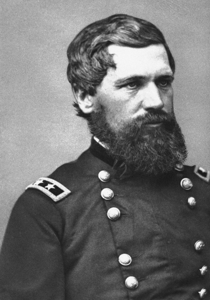 """General Oliver O. Howard, <a href=""""http://www.howard.edu/explore/history.htm"""" target=""""_blank"""">a noted Civil War hero, is the"""