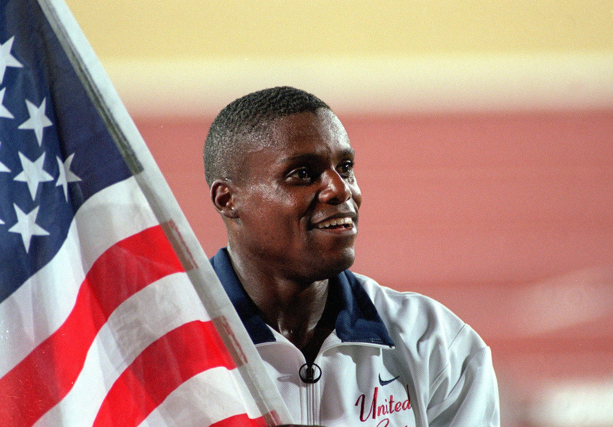 World-famous track runner and Olympic gold medalist Carl Lewis says he had the best race of his life at the 1991 World Champi