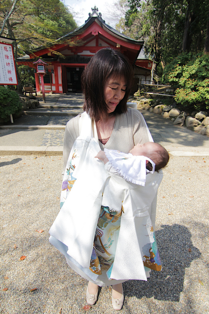 <strong>Japan:</strong> Female life expectancy at birth is 87 years