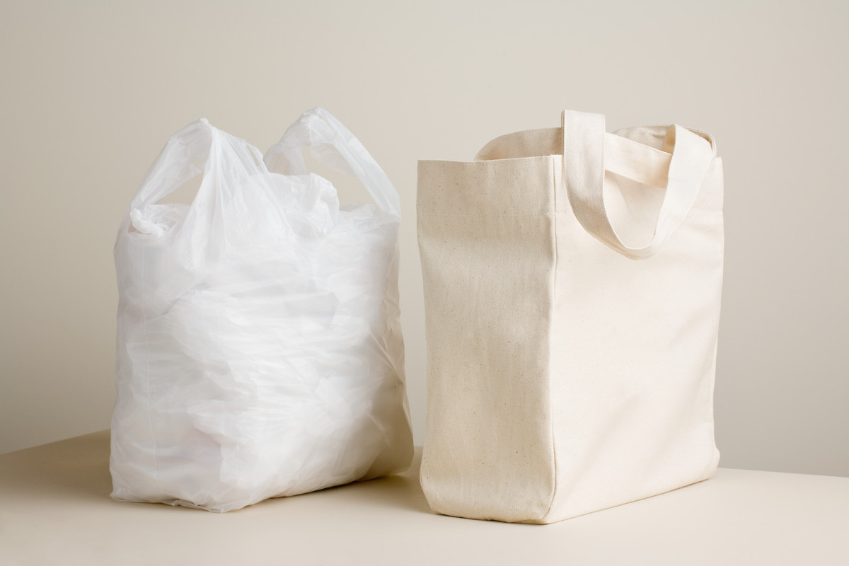 You hear it all the time. What you don't hear is that you don't have to buy a bunch of Whole Foods logo recycled bags to be g