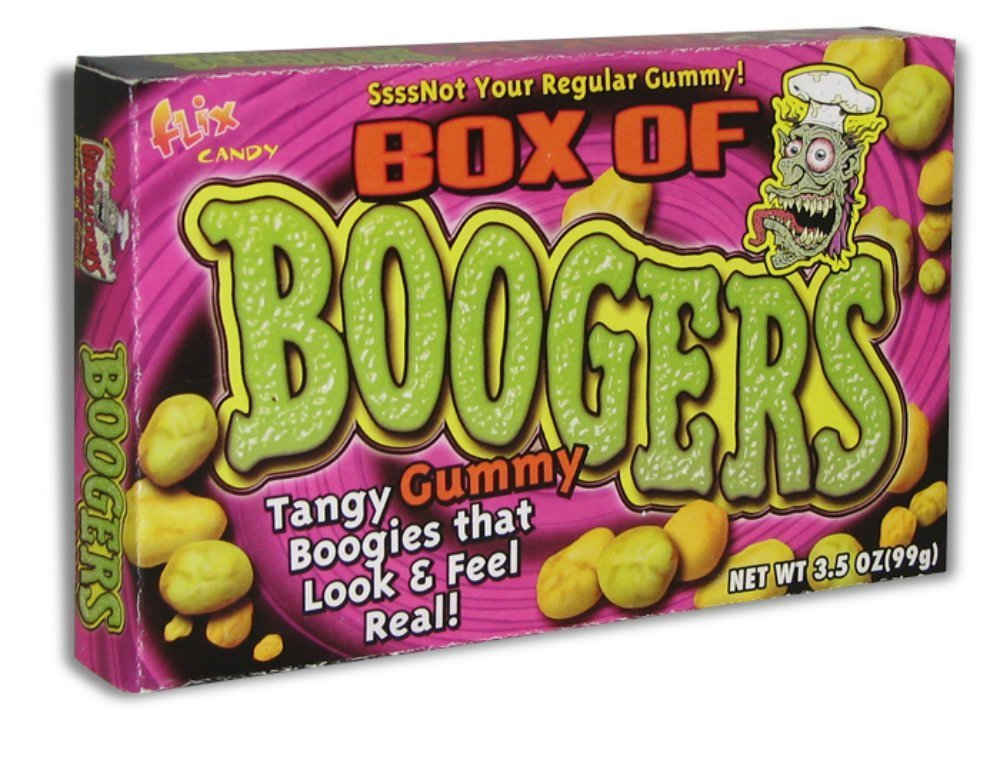 """GUYS, WHAT?<br><br><em><a href=""""http://www.amazon.com/Gummy-Boogers-Candy-Theater-Count/dp/B009FP1C6W/ref=sr_1_305?ie=UTF8&qi"""