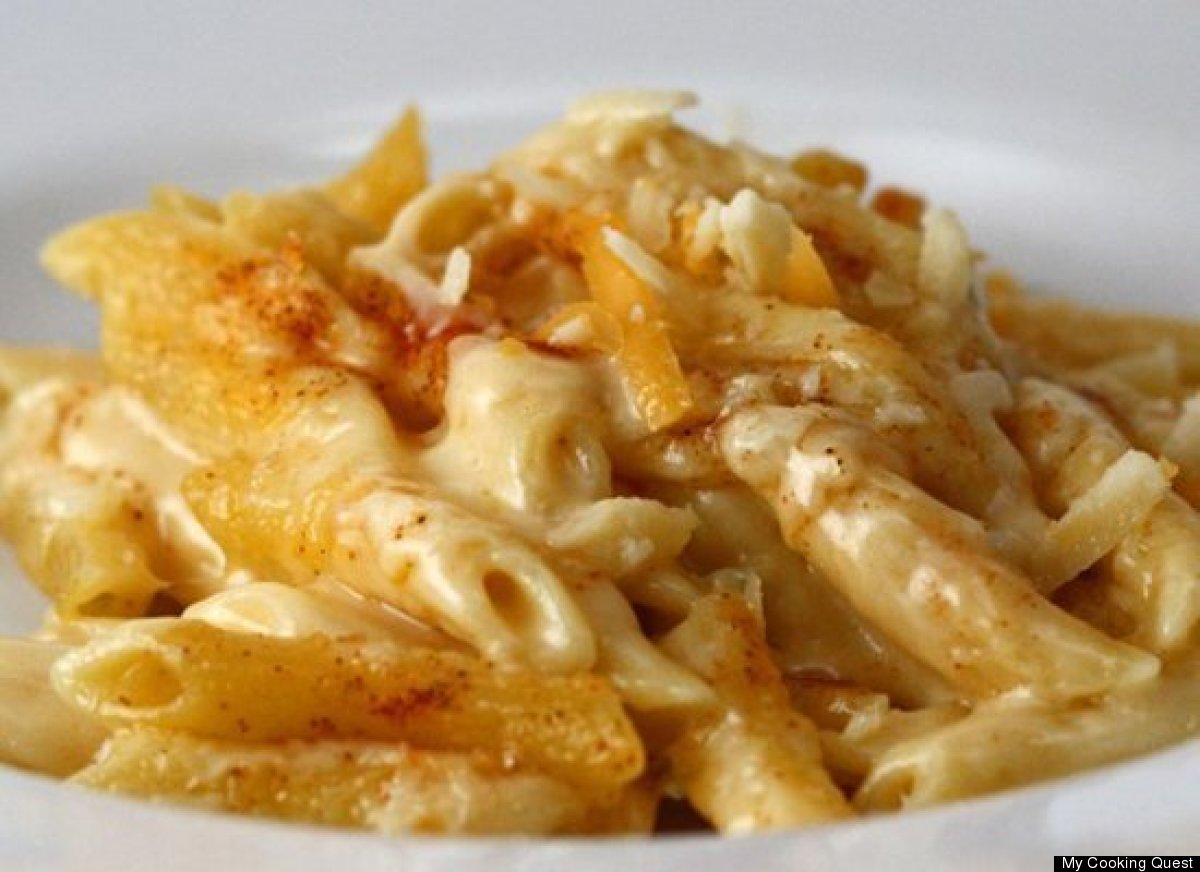 "<strong>Get the <a href=""http://cookingquest.wordpress.com/2008/11/13/perfect-mac-n-cheese/"" target=""_hplink"">Perfect Mac-n-C"
