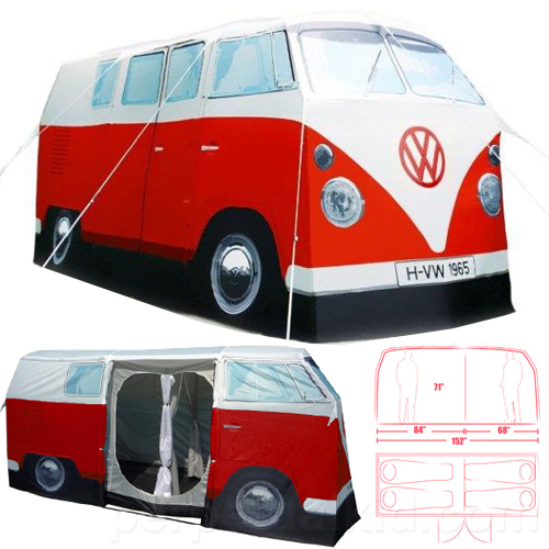 "<a href=""http://www.perpetualkid.com"" target=""_hplink"">Perpetual Kid</a>: Ever need a VW Camper Van Tent? This is where to go"