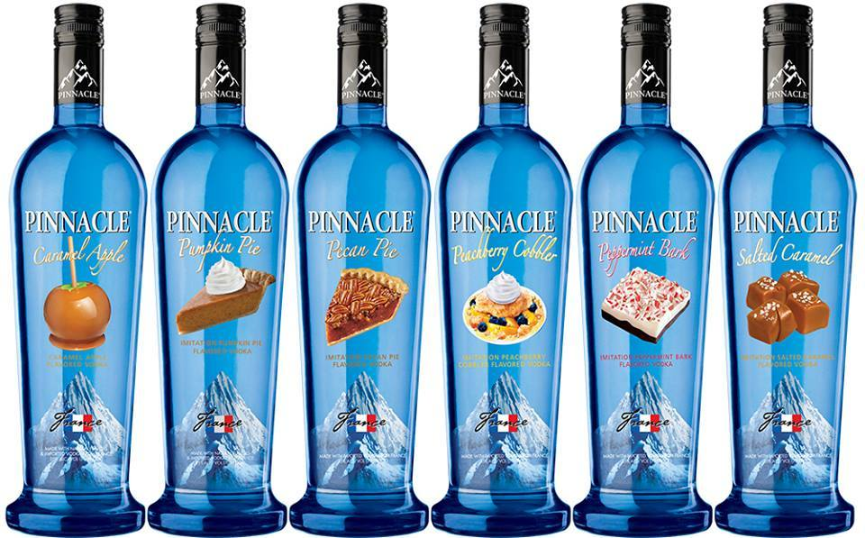 Look, it's not just Pinnacle (although they are responsible for Cotton Candy-flavored vodka). Flavored vodkas have come to be