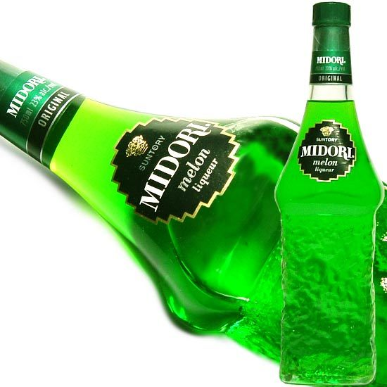 This stuff is responsible for turning drinks a color not found in nature, and for nearly turning us off honeydew on principle