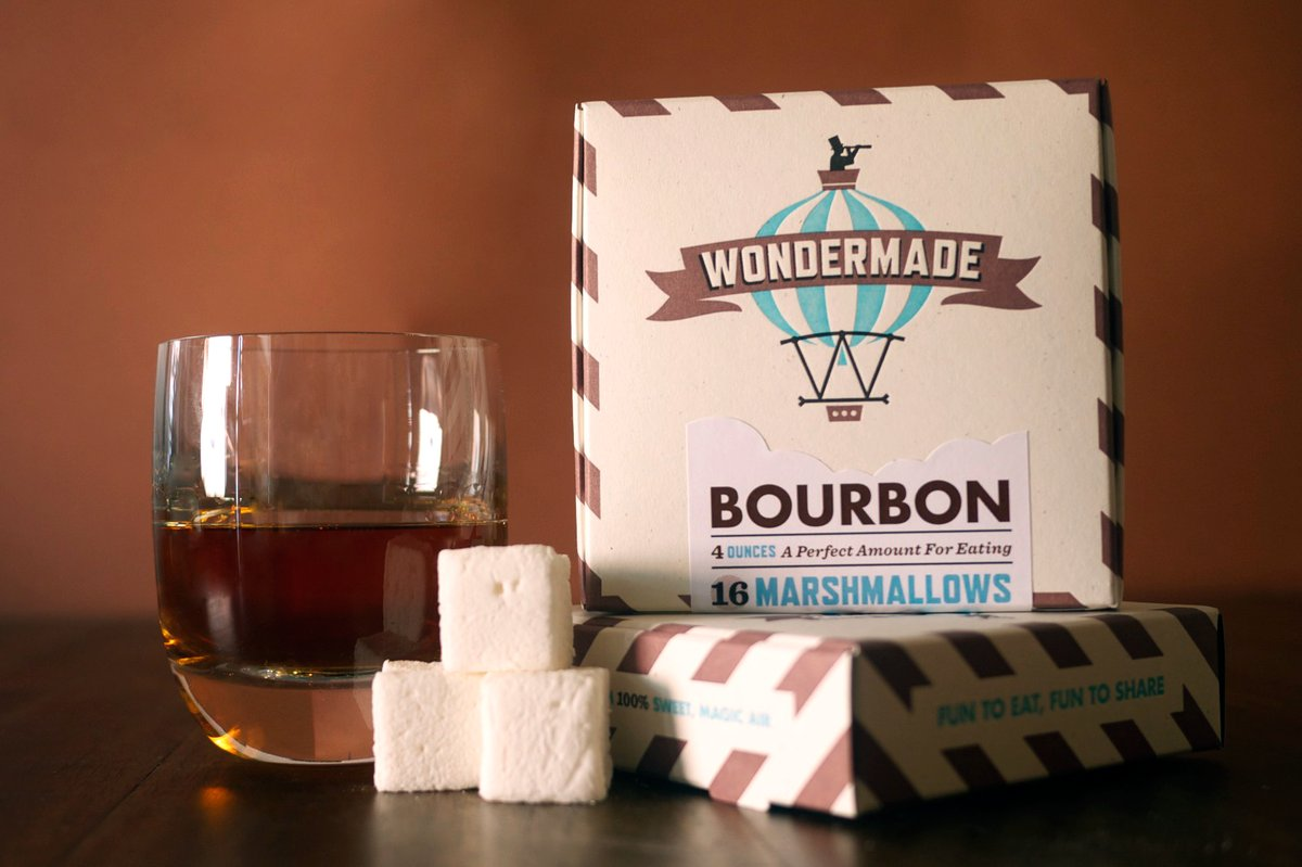 "<a href=""http://www.wondermade.com/"" target=""_hplink"">Wondermade</a>: Gourmet marshmallows in unusual flavors. Check out: <a"