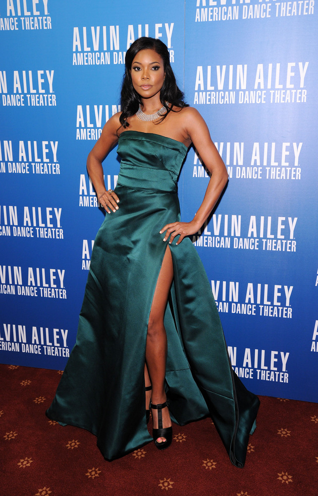 NEW YORK, NY - DECEMBER 04:  Actress Gabrielle Union attends the 2013 Alvin Ailey American Dance Theater's opening night bene
