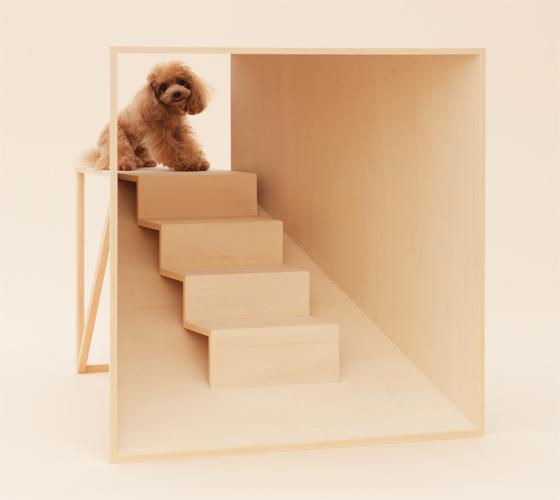 "Teacup Poodle Duplex DIY kit, <a href=""http://architecturefordogs.com/architectures/kenya-hara/"" target=""_blank"">architecture"