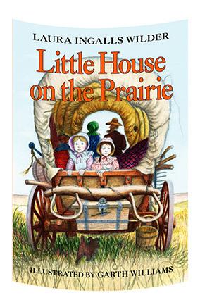"<strong>The book:</strong> <a href=""http://www.amazon.com/Little-House-Nine-Book-Box-Set/dp/0064400409"" target=""_blank"">Littl"
