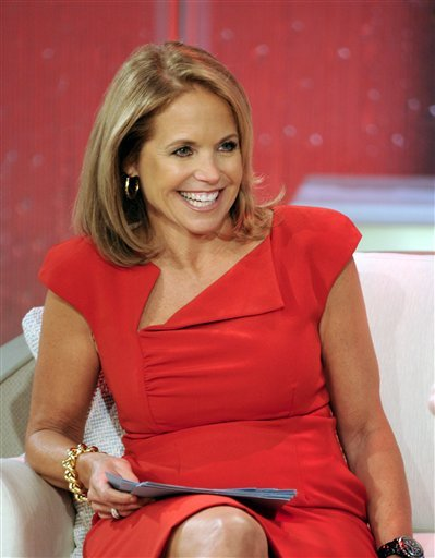 """Katie Couric announced in November that she would be <a href=""""http://www.huffingtonpost.com/2013/11/22/katie-couric-leave-abc"""
