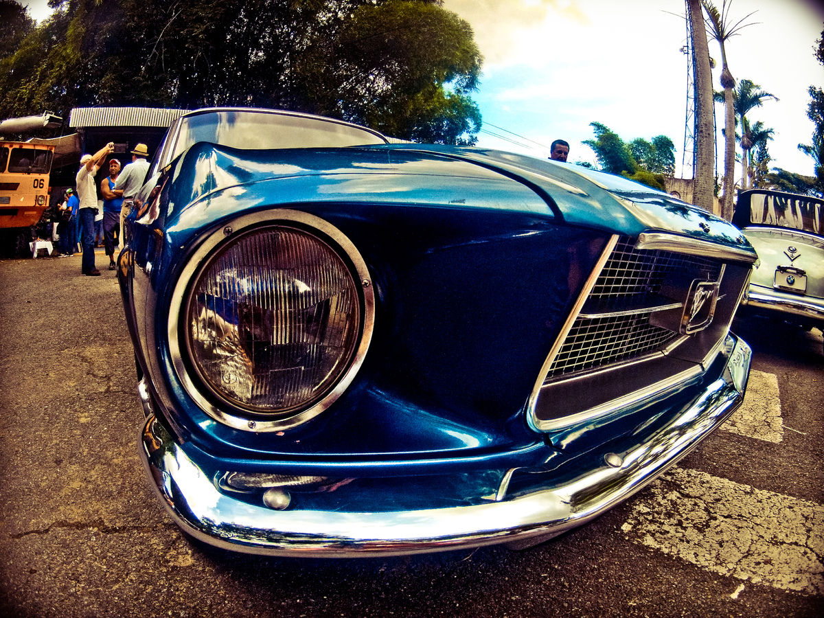 """The word meaning that inspired one of America's most famous cars is a corruption of the Spanish <a href=""""http://www.merriam-w"""