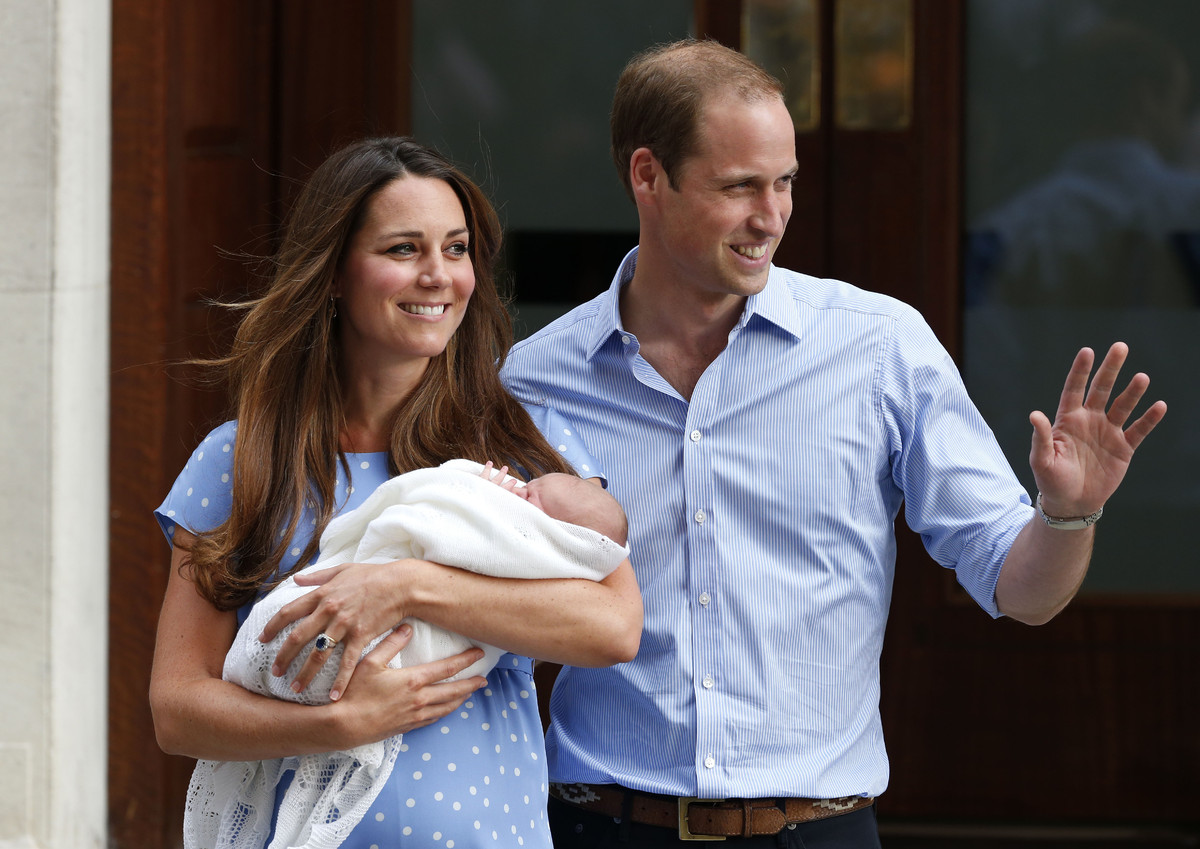 The Duke and Dutchess of Cambridge, William and Kate, had the world waiting this summer as they had their first child, heir t