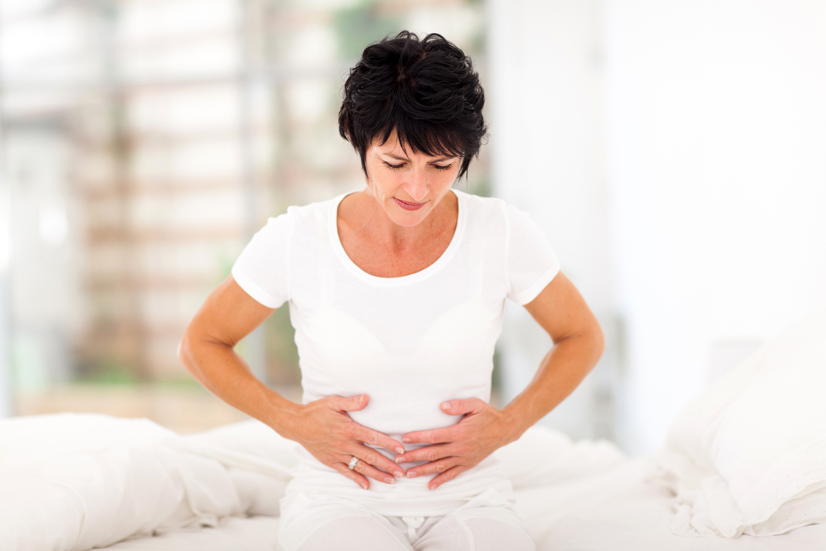 "Stomach problems are common in people with <a href=""http://www.everydayhealth.com/emotional-health/anxiety/index.aspx"" target"