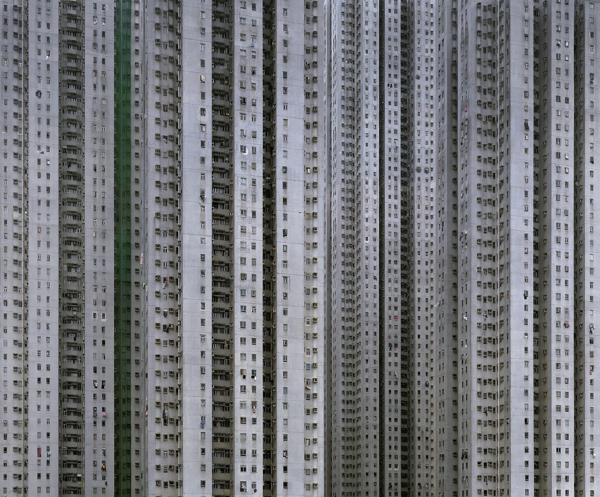 """Life in Cities (<a href=""""http://photomichaelwolf.com/"""">Michael Wolf</a>)"""