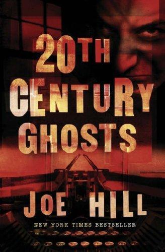 "<b>Book</b>: 20th Century Ghosts <b>Author</b>: Joe Hill <b>Reader</b>: <a href=""http://www.huffingtonpost.ca/mike-sholars/"""