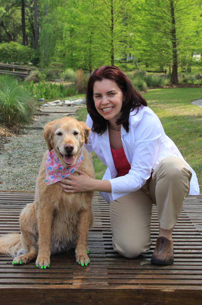 Julie Buzby's life-long passion for animals drove her to pursue a career as a veterinarian. This same passion would also lead