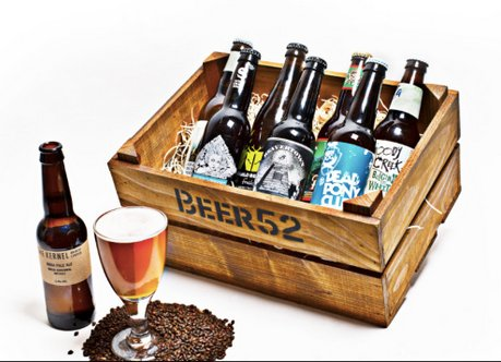 "The only thing better than a good beer is a good beer delivered directly to your doorstep. Buy a <a href=""http://www.beer52.c"