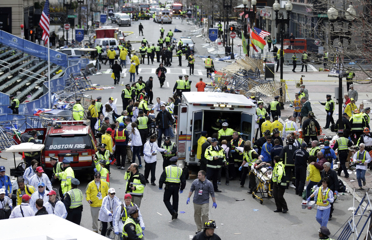"The <a href=""http://www.huffingtonpost.com/news/boston-marathon-bombing"" target=""_blank"">Boston Marathon bombing</a> was not"