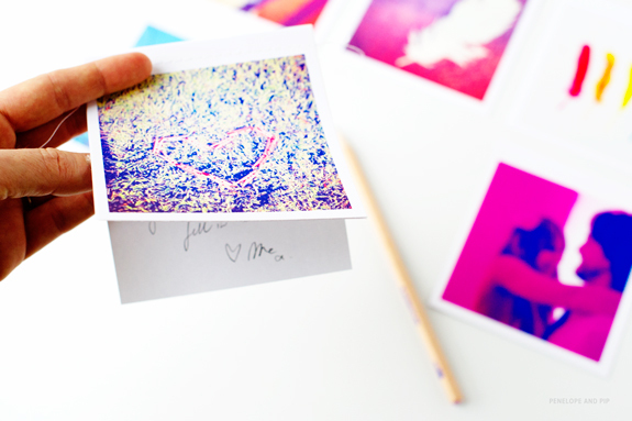 45 awesome diy gift ideas that anyone can do photos huffpost 6 instagram cards solutioingenieria Images