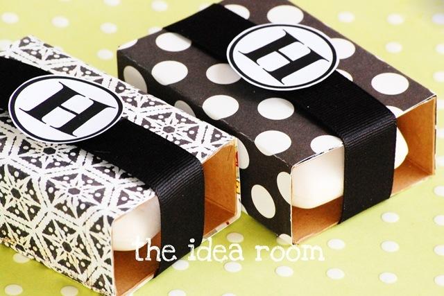 """This <a href=""""http://www.huffingtonpost.com/2012/11/21/homemade-gift-ideas-mongrammed-soap_n_2173140.html?utm_hp_ref=huffpost"""