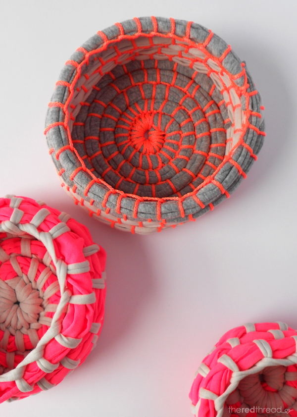"""Fill <a href=""""http://www.huffingtonpost.com/2012/11/19/homemade-gift-idea-neon-coiled-bowls_n_2158007.html"""">these bowls</a> w"""