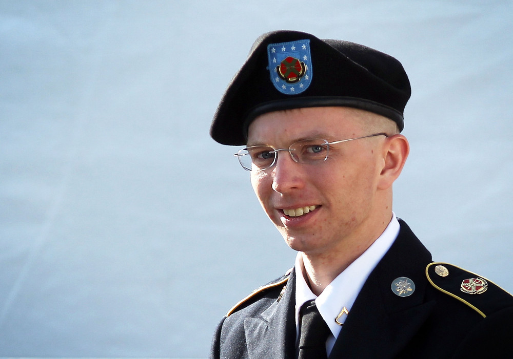 """Following <a href=""""http://www.huffingtonpost.com/2013/07/30/bradley-manning-guilty_n_3677096.html"""" target=""""_blank"""">her trial"""