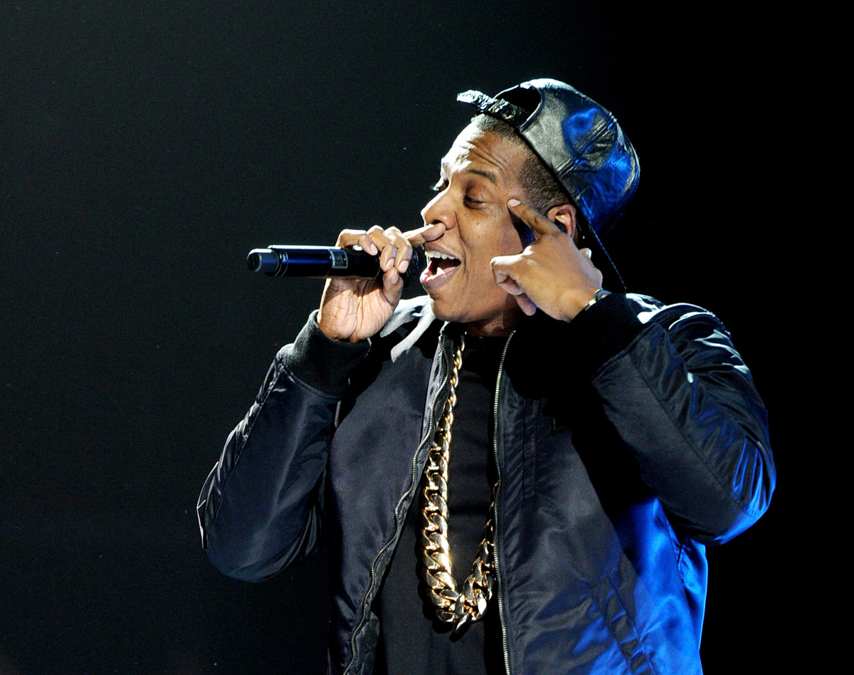 "After rapping about Miley twerking in ""Somewhereinamerica,"" Jay Z <a href=""http://www.billboard.com/articles/columns/the-juic"
