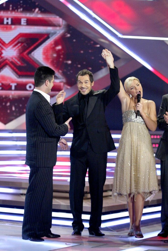 <strong>Won by:</strong> Steve Brookstein <strong>Mentor:</strong> Simon Cowell <strong>Runner up:</strong> G4
