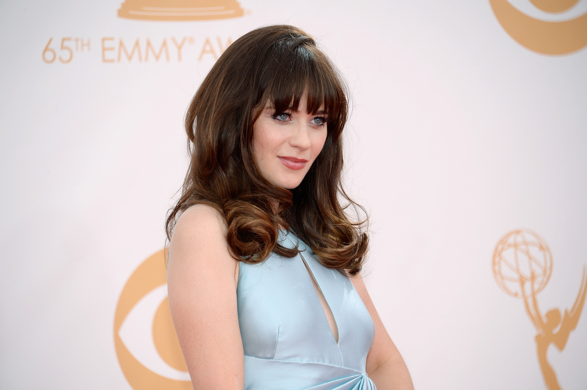 Quirkier than a typically down-to-earth Capricorn, Zooey Deschanel is likely to reflect the ambitions of her practical zodiac