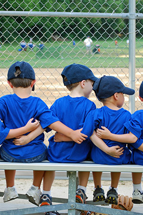 Grab your whistle and head to the YMCA. Local branches rely on volunteers year-round to run low-cost youth sports programs, f