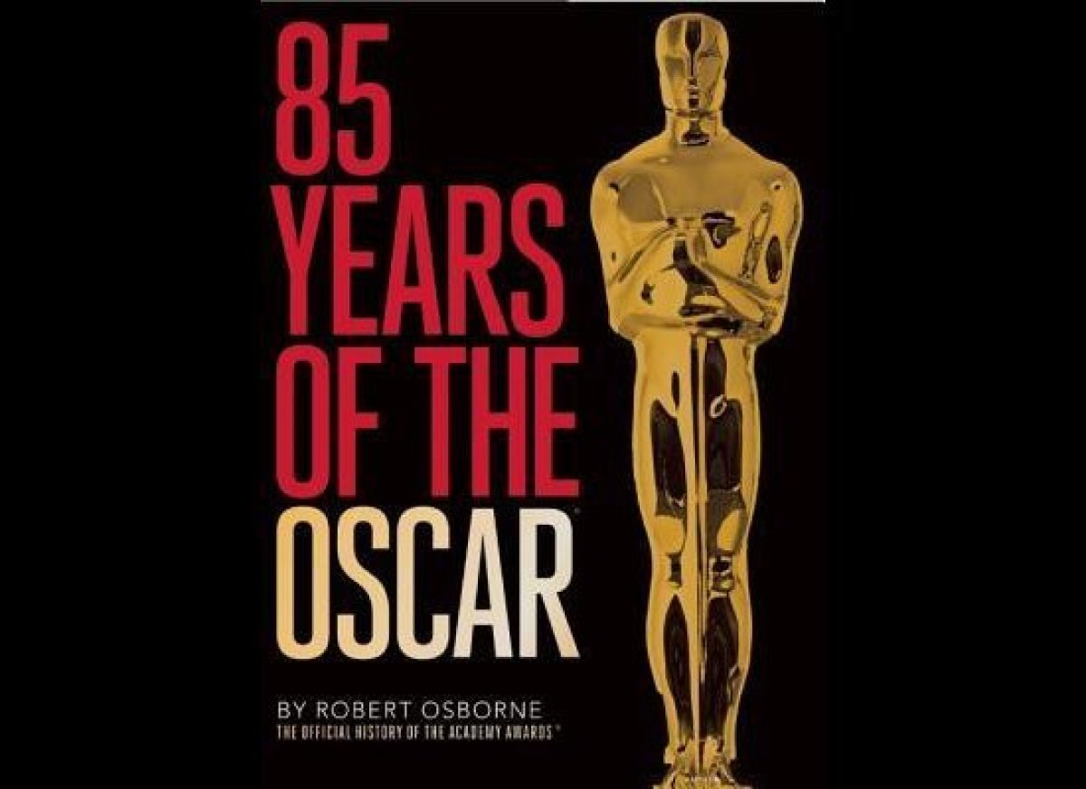 85 Years of the Oscar, by Robert Osborne (Abbeville Press). This newly revised and expanded 6th edition of the history of the