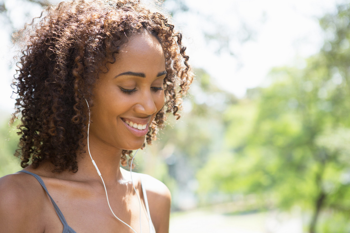 Research indicates that the vitamin D boost from sunlight may elevate your levels of feel-good serotonin. And, taking in the