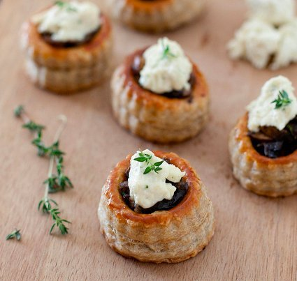 & 27 Gorgeous Celebratory Canapé Recipes | HuffPost