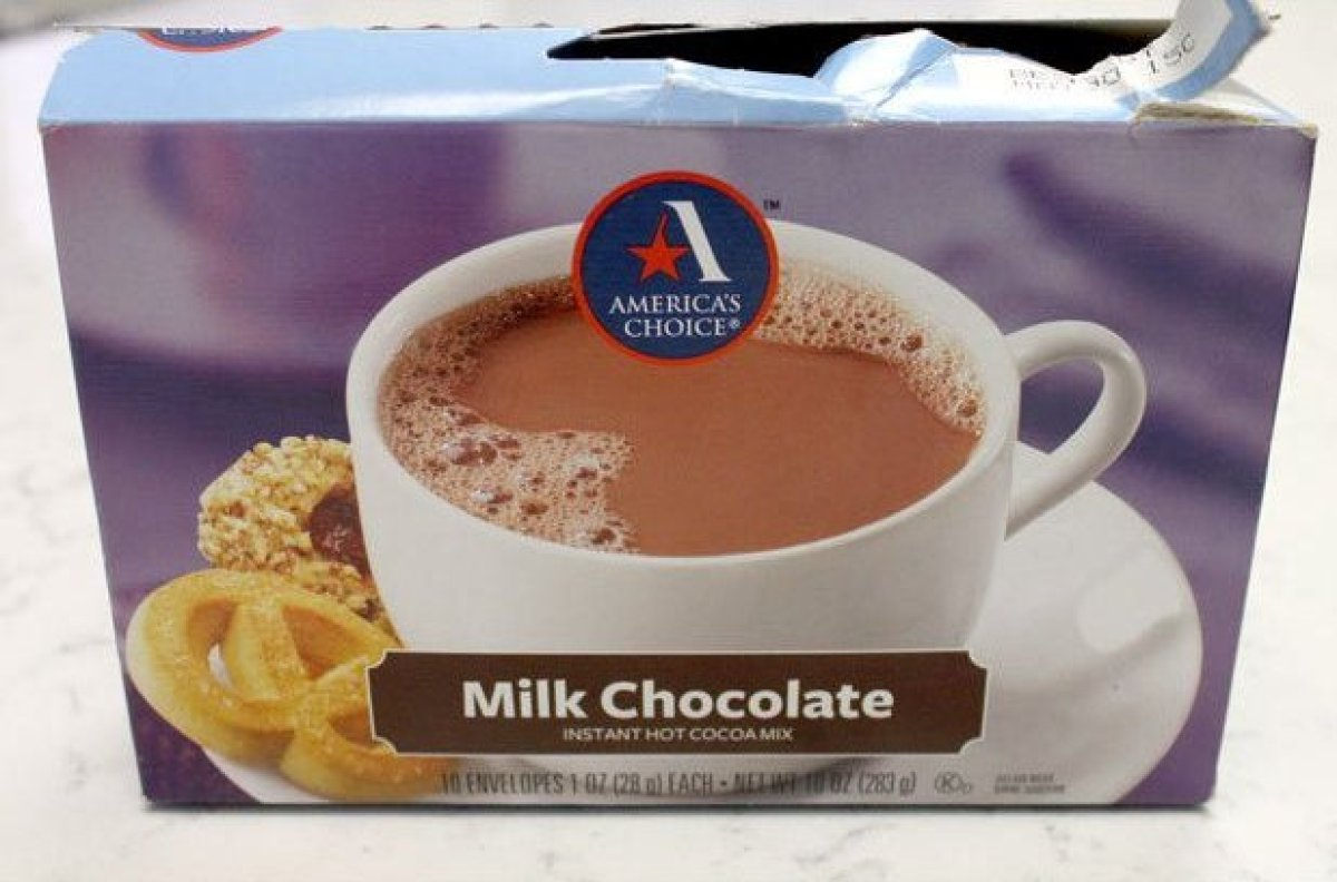 "<a href=""http://www.thedailymeal.com/taste-test-america-s-best-hot-chocolate-mix/121613?utm_source=huffington%2Bpost&utm_medi"