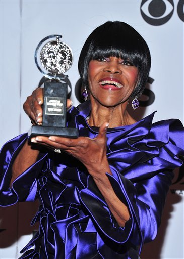 """Cicely Tyson's much-anticipated return to Broadway in the <a href=""""http://www.huffingtonpost.com/2013/05/02/2013-tony-awards-"""