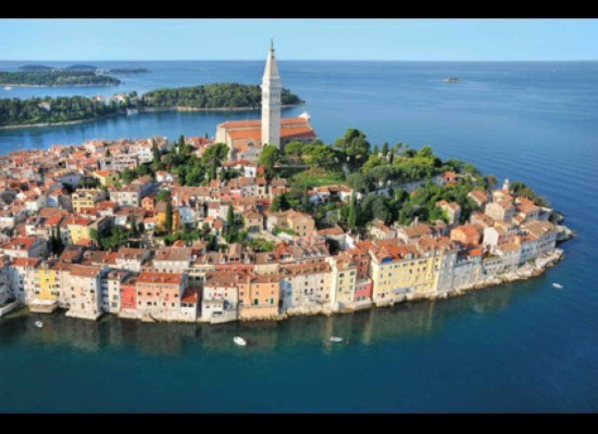 1. Croatia...It is Italy without the hype (and costs). 21st century travelers are in search for new utopias—think Paris in th