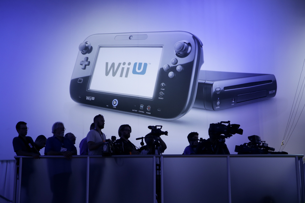 <strong>Company:</strong> Nintendo  The anointed successor to Nintendo's wildly successful Wii game console, the Wii U was la