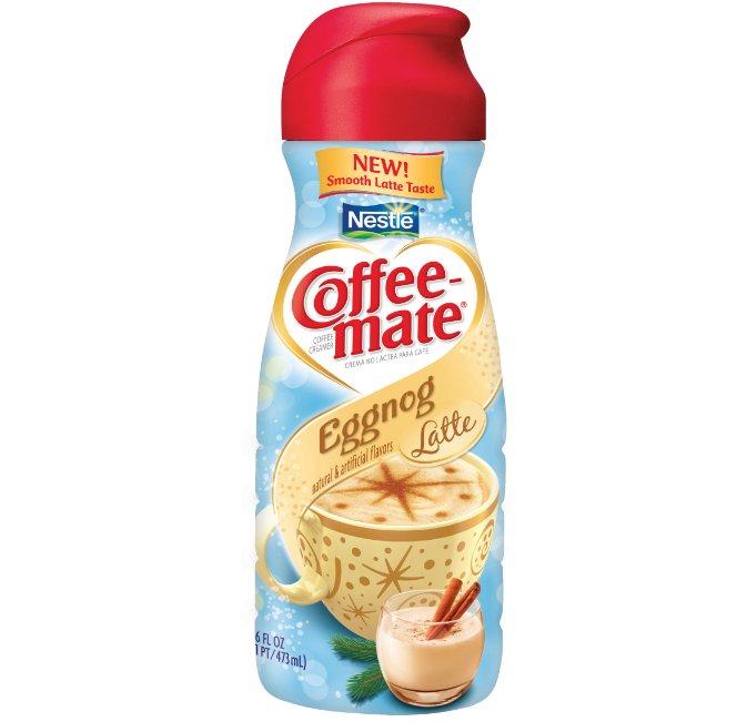 Coffee mate creamer flavors