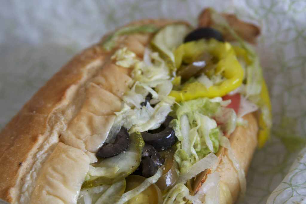 No other sandwich can rival this sub. Except, maybe, a medianoche.