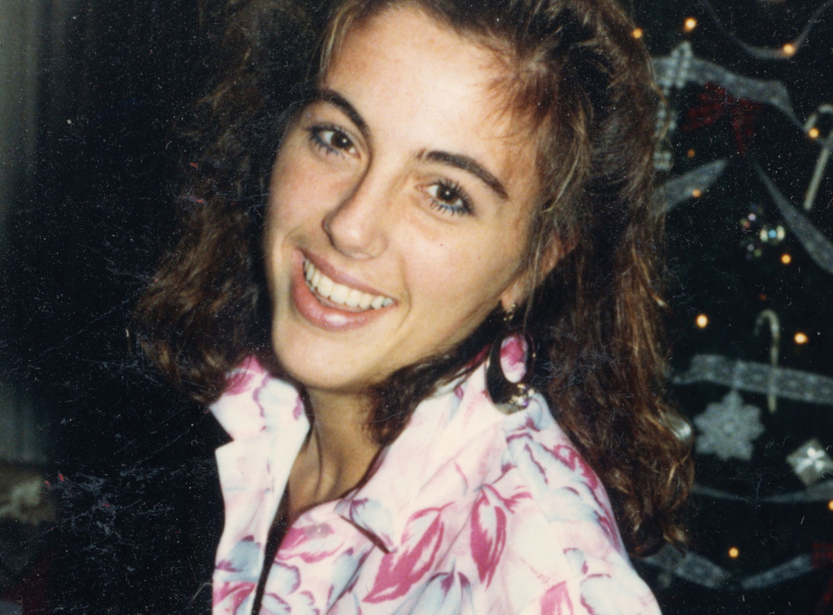 In this undated photo released by the Schindler family, Terri Schiavo is shown before she suffered catastrophic brain damage.