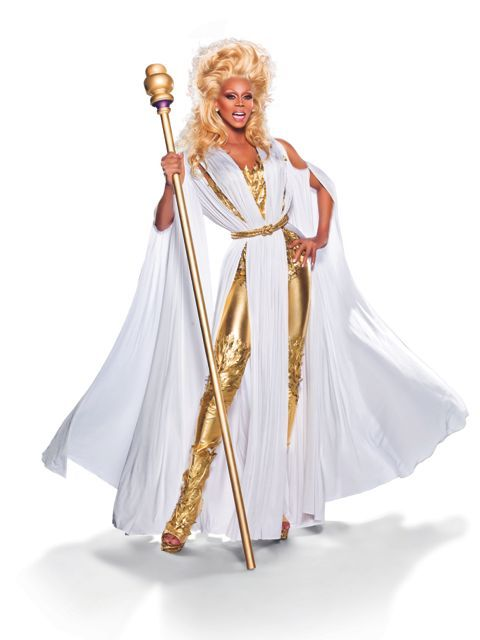 """You're born naked and the rest is drag.""  Can't get enough of the <em>legendary</em> RuPaul? Check out <a href=""http://www.r"