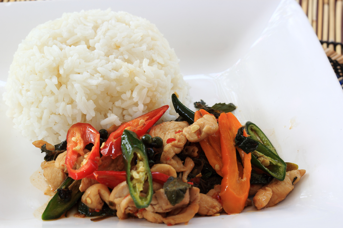 """<a href=""""http://health.usnews.com/best-diet/traditional-asian-diet"""">The Asian diet</a> is a reasonable choice for an eating p"""