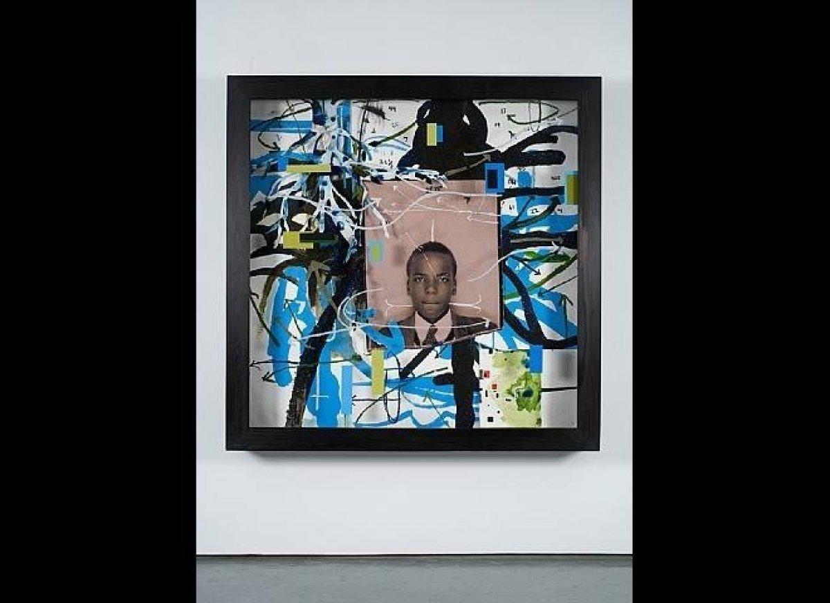 "Radcliffe Bailey. Courtesy of <a href=""http://www.jackshainman.com"" target=""_hplink"">Jack Shainman Gallery</a>, New York City"