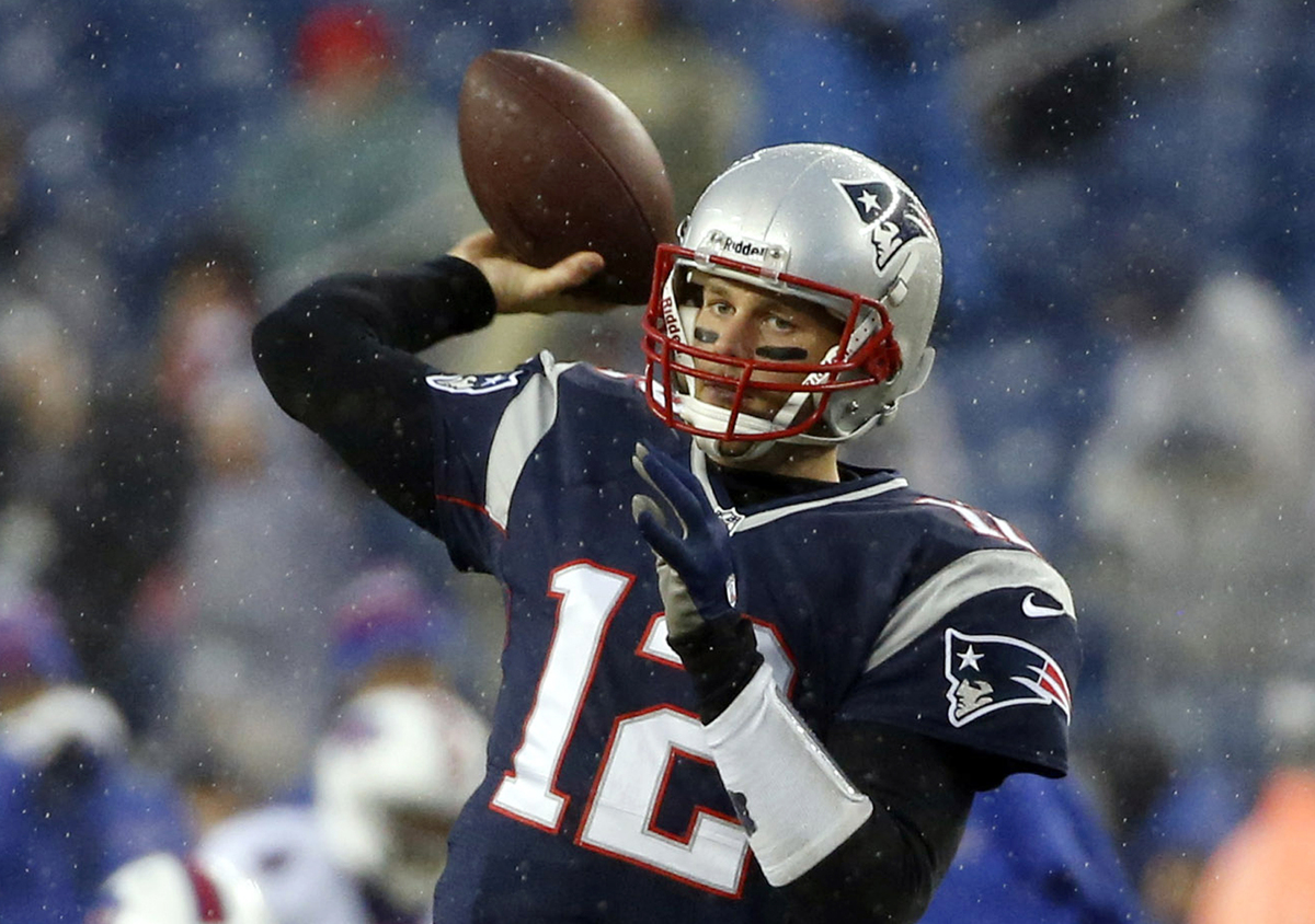 New England has faced a slew of injuries this season. Its offensive line has really struggled to protect Tom Brady, who has t