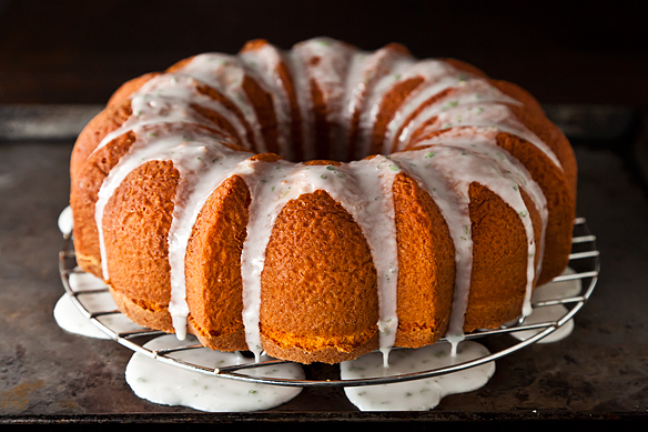 "<strong>Get the <a href=""http://food52.com/recipes/11163-texas-ruby-red-grapefruit-cake-with-a-hint-of-mint"" target=""_blank"">"