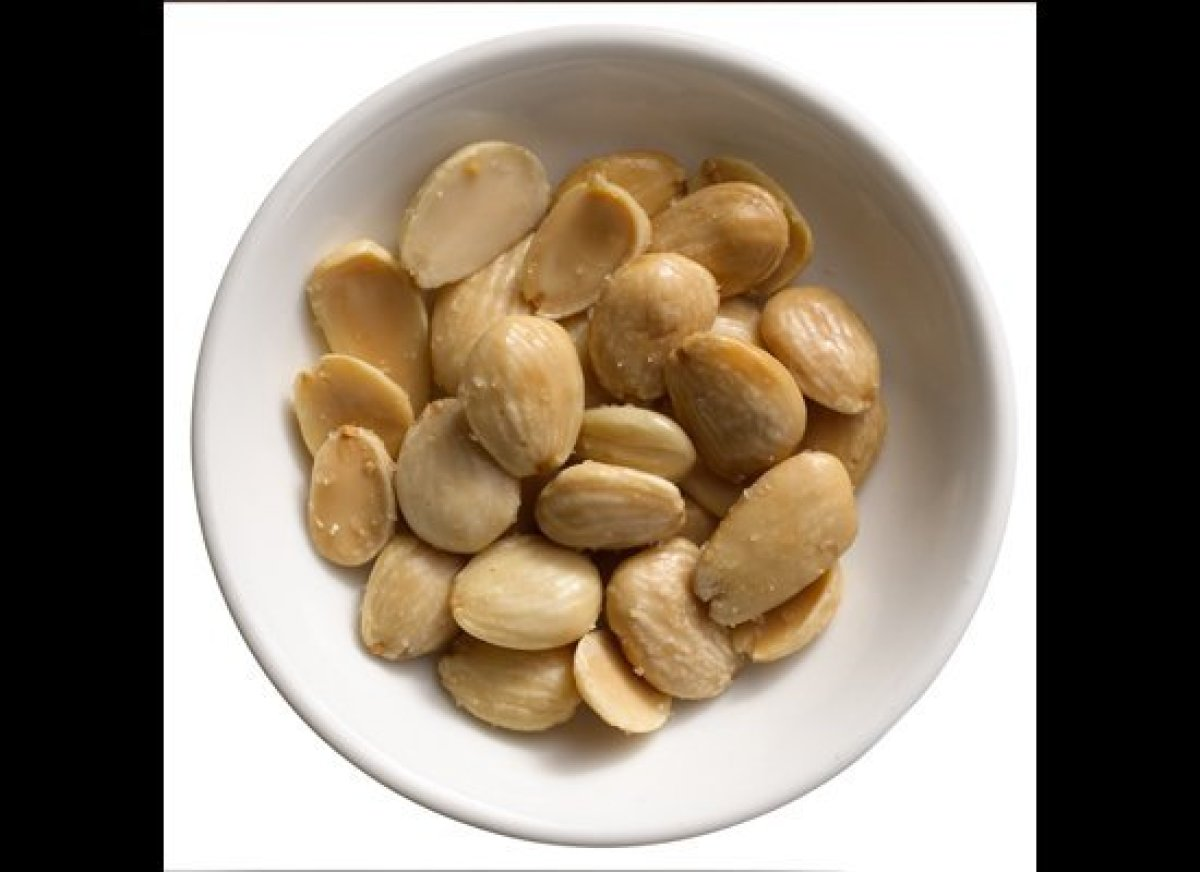 Because of their high oil content, nuts can go rancid very quickly. We recommend freezing both nuts and nut flours if you don