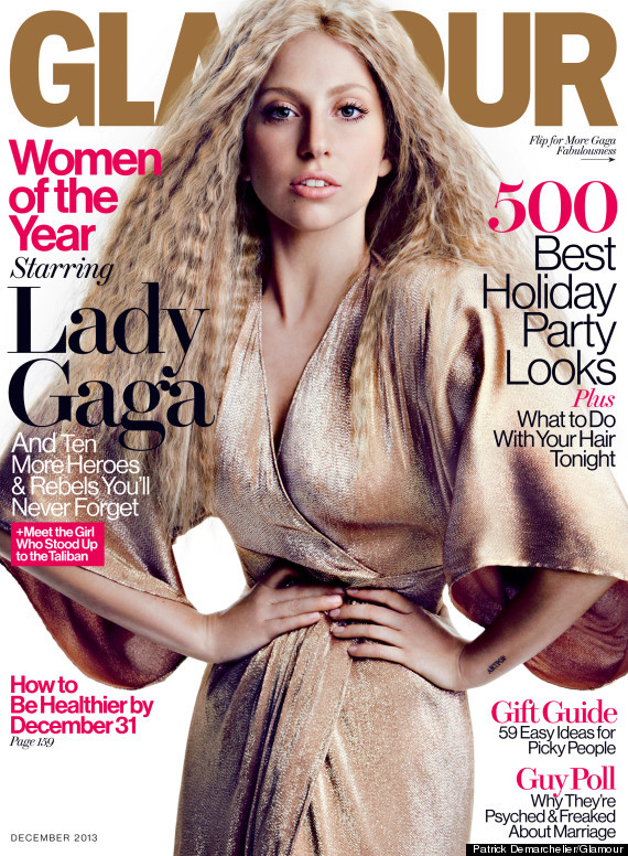 "Lady Gaga has been the focus of a fair number of <a href=""http://www.businessinsider.com/what-lady-gagas-vogue-cover-shot-loo"